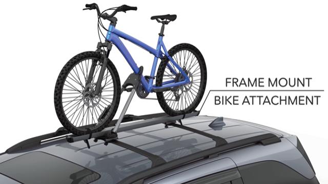 Frame Mount for Bikes